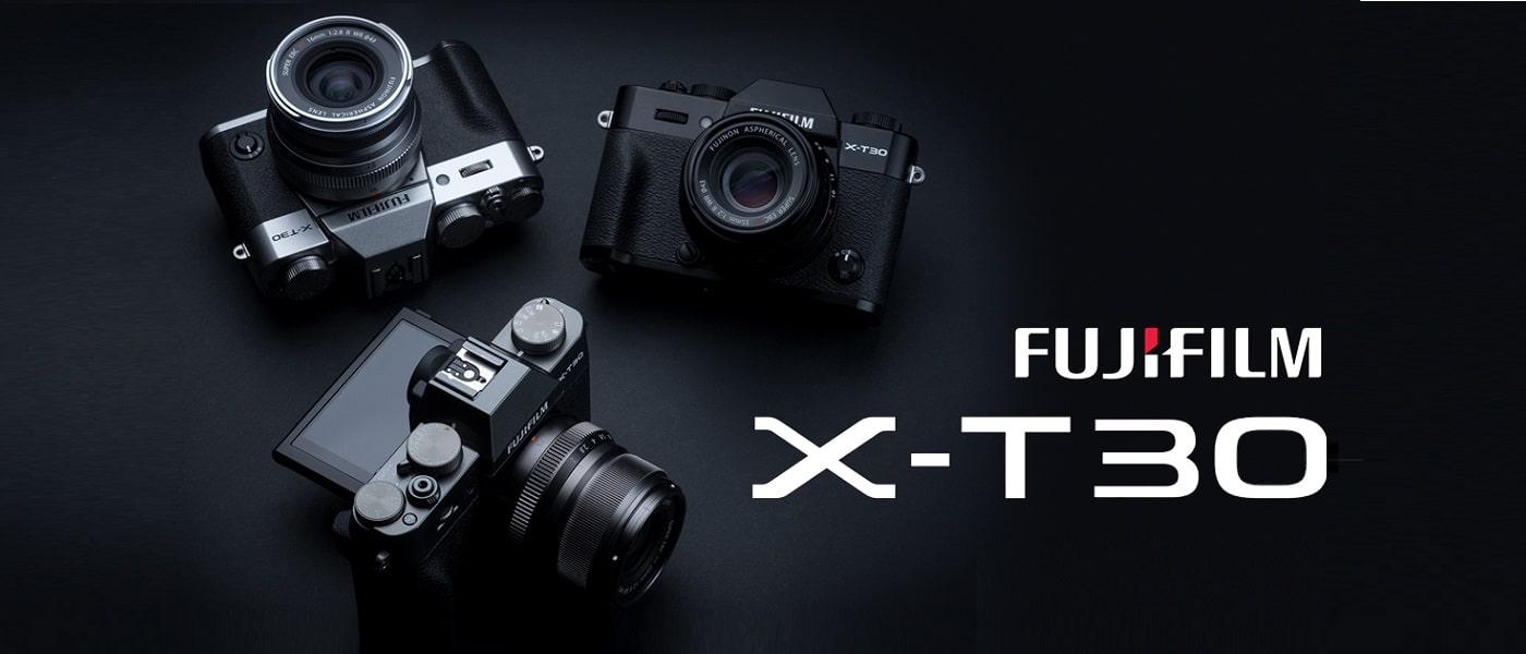 دوربین فوق حرفه تی فوجی فیلم X-T30