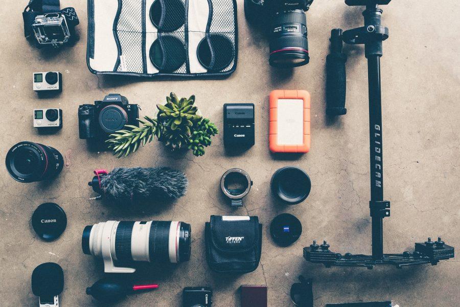 انتخاب برند دوربین