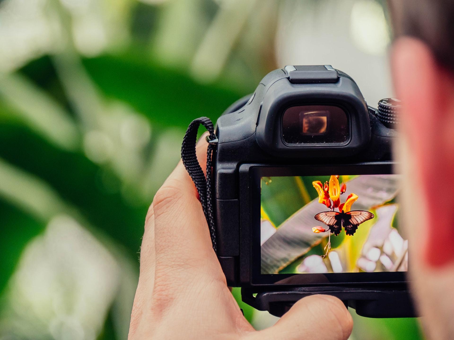 دوربین DSLR چیست ؟