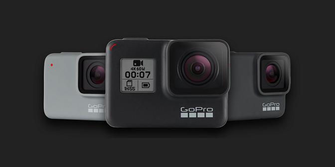 بهترین دوربین های اکشن ورزشی