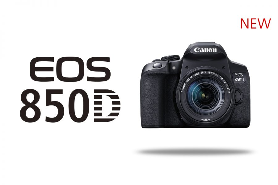 معرفی دوربین کانن Canon EOS 850D