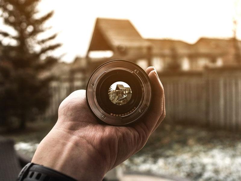 لنزهای نیکون برای عکاسی معماری