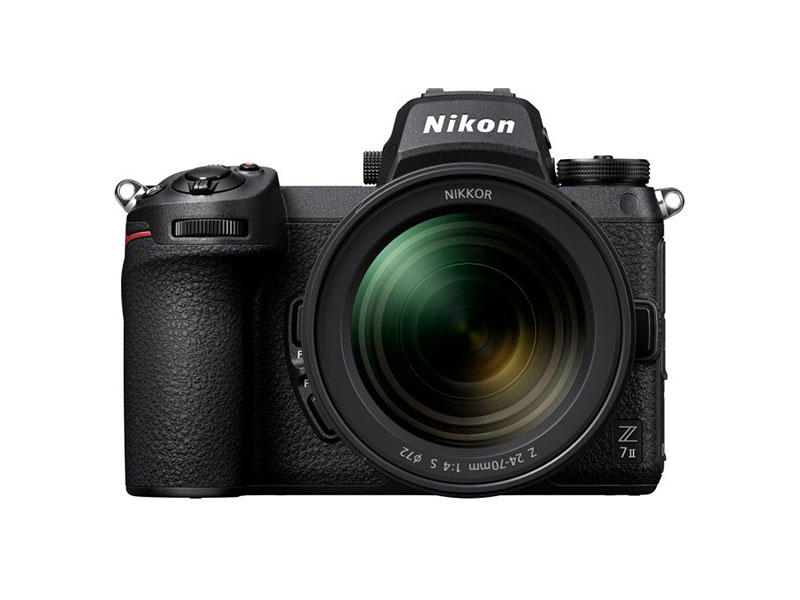 دوربین نیکون Z6II و Z7II معرفی شدند